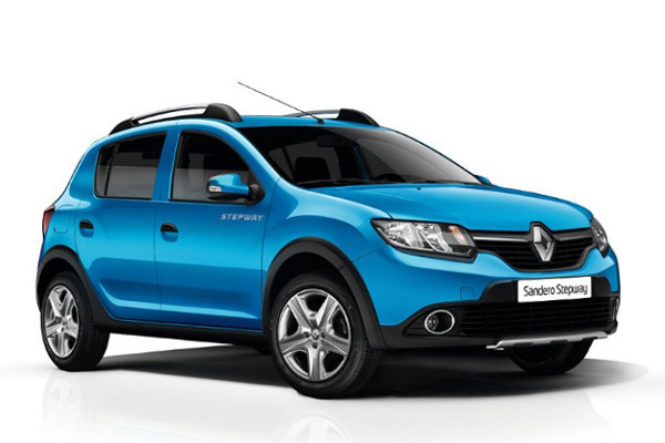 Renault Sandero Step Way 2021 New Cash or Installment