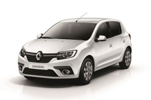 Renault Sandero 2021 New Cash or Installment