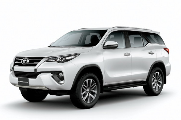 Toyota Fortuner 2021 New Cash or Installment