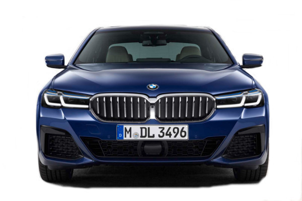 BMW 520 2021 New Cash or Installment