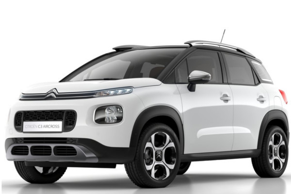 Citroën C3 Aircross 2021 New Cash or Installment