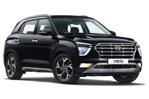 Hyundai Creta SU2 2021 New Cash or Installment