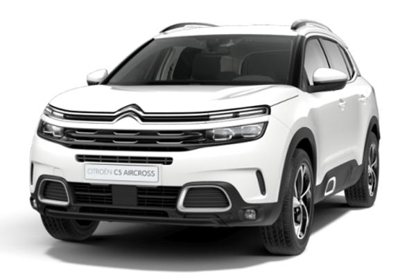 Citroën C5 Aircross 2021 New Cash or Installment