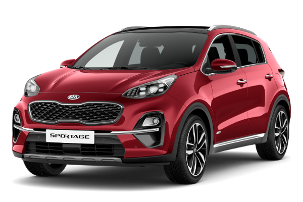 Kia Sportage 2021 New Cash or Installment