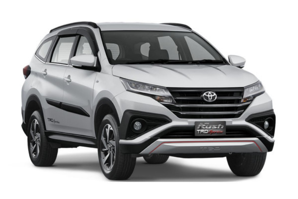 Toyota Rush 2021 New Cash or Installment