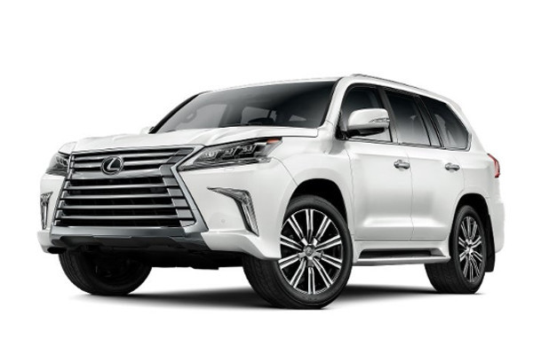 Lexus Lx 2021 New Cash or Installment