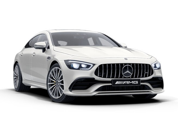 Mercedes AMG GT 2021 New Cash or Installment
