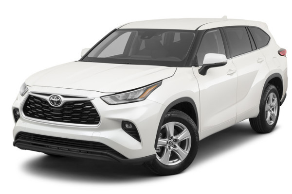 Toyota Highlander 2021 New Cash or Installment