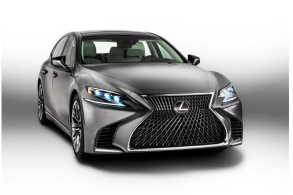 Lexus Ls 2021 New Cash or Installment
