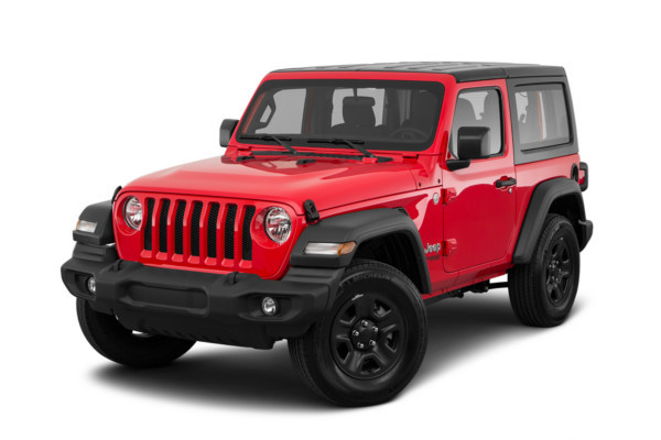 Jeep Wrangler 2021 New Cash or Installment