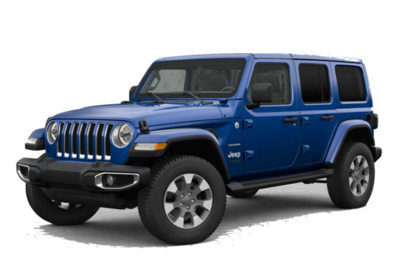 Jeep Wrangler Unlimited 2021 New Cash or Installment