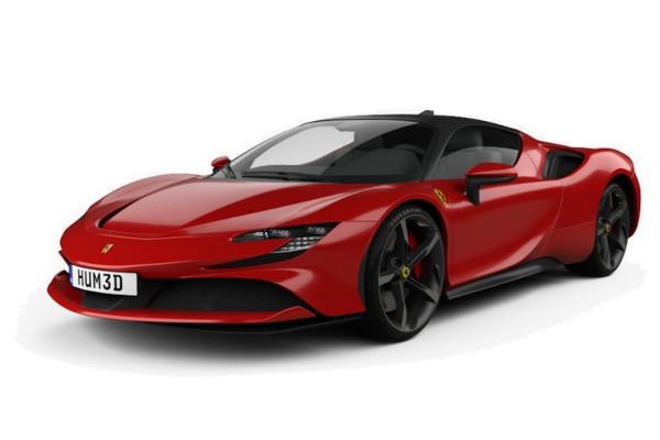 Ferrari SF90 2021 New Cash or Installment