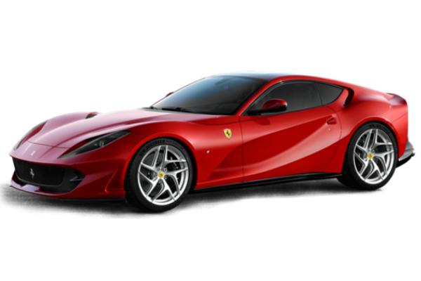 Ferrari 812 2021 New Cash or Installment