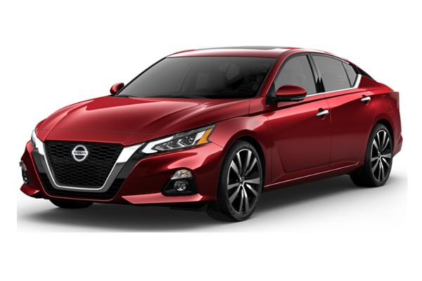Nissan Altima 2021 New Cash or Installment
