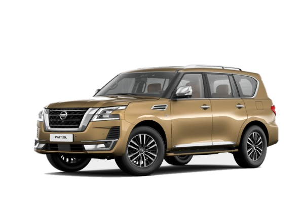 Nissan Patrol 2021 New Cash or Installment