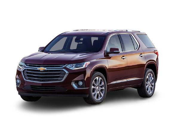 Chevrolet Traverse 2021 New Cash or Installment