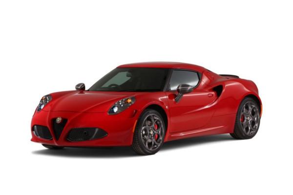 Alfa Romeo 4C 2021 New Cash or Installment