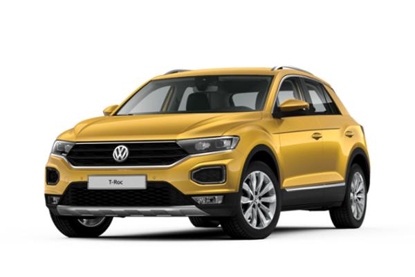 Volkswagen T-Roc 2021 New Cash or Installment