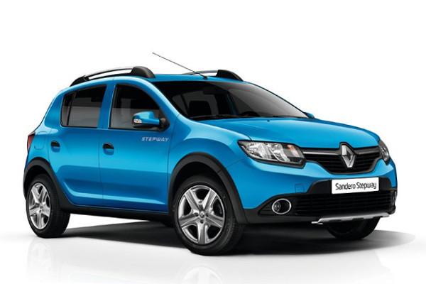 Renault Sandero Step Way 2022 New Cash or Installment