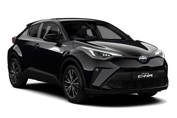 تويوتا C-HR 2022 جديدة للبيع و بالتقسيط