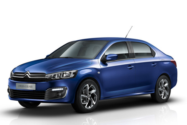 Citroën C Elysee 2022 New Cash or Installment
