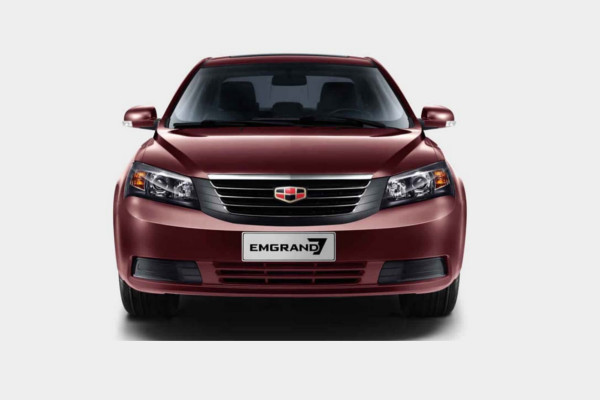 Geely Emgrand 7 2019 Manual / GLS New Shape Tinted glass New Cash or Installment