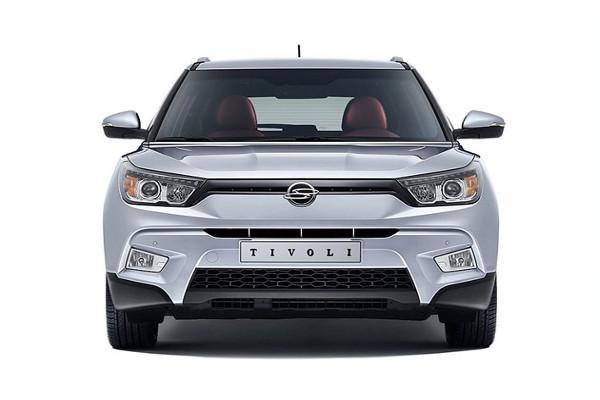 Ssang Yong Tivoli 2019 Automatic / Comfort New Cash or Installment