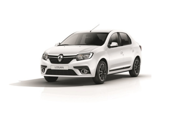 Renault Logan 2019 Manual  / FL New Cash or Instalment