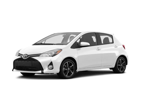 Toyota Yaris 2017 1.5L SE New Cash or Instalment