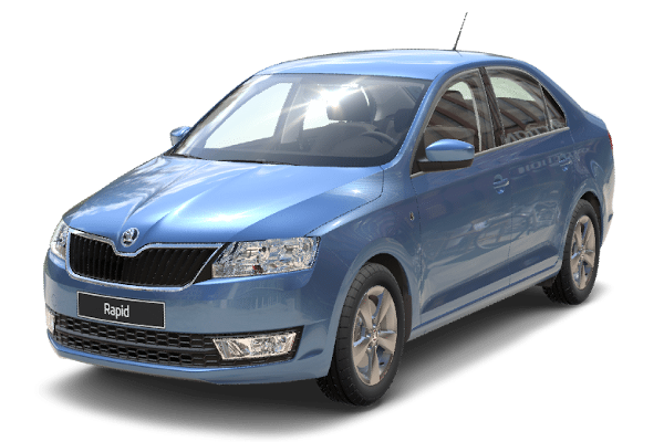 Skoda Rapid 2018 Automatic / 1.6L Ambition New Cash or Installment