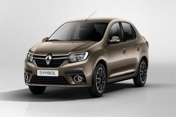 Renault Symbol 2018 Automatic /  1.6L PE New Cash or Instalment