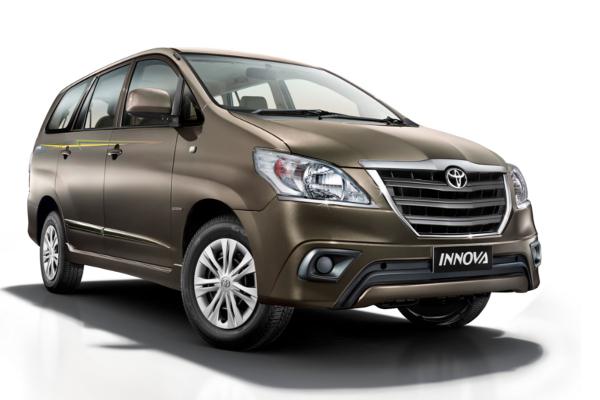 Toyota Innova 2016 Automatic / full option /STD A/T New Cash or Instalment