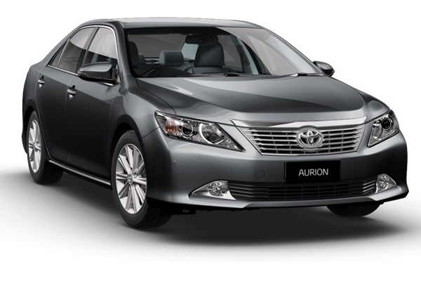 Toyota Aurion 2017    Automatic /	Sport New Cash or Instalment