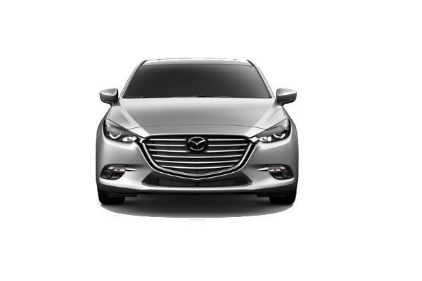 Mazda 3 2019 Automatic / sport / white interior New Cash or Installment