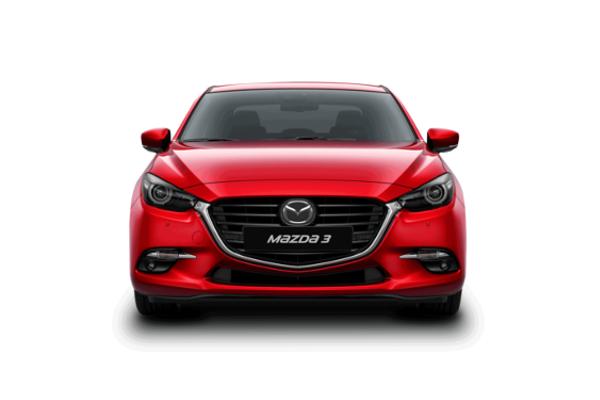 Mazda 3 2019 A/T / sport / white interior / special color New Cash or Installment