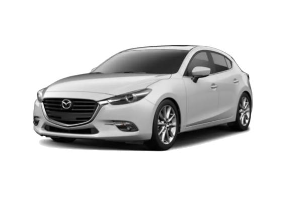 Mazda 3 2019 HP / A/T / sport / white interior New Cash or Installment