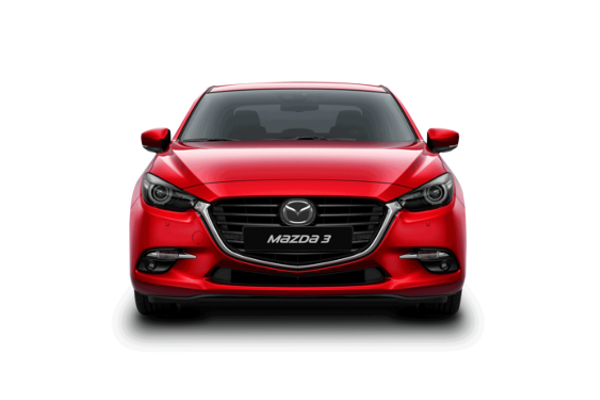 Mazda 3 2019 HP / A/T / sport / special color / white interior New Cash or Installment