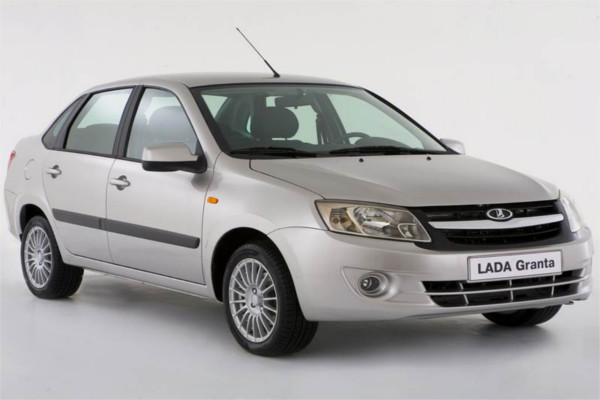 Lada Granta 2019 Manual / A/C New Cash or Instalment