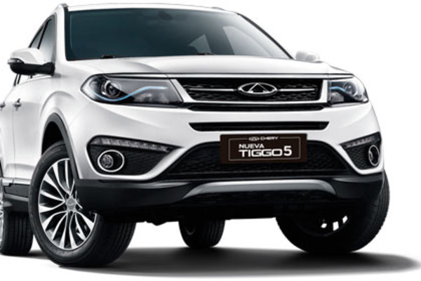 Chery Tiggo 5 2018 Automatic / Luxury New Cash or Installment