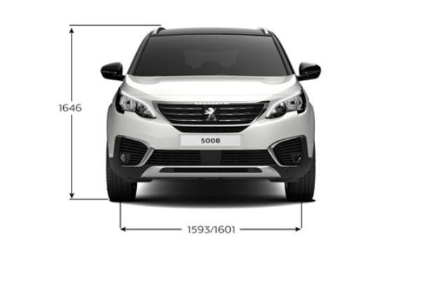 Peugeot 5008 2019 Automatic / Active plus 7 seats New Cash or Installment