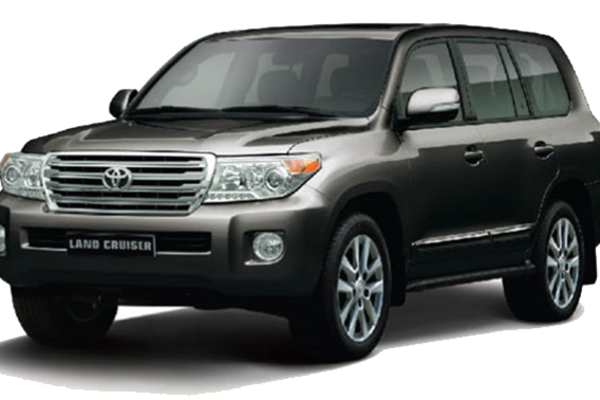 Toyota Land Cruiser 2017 Automatic Full Option Gxr New Cash Or