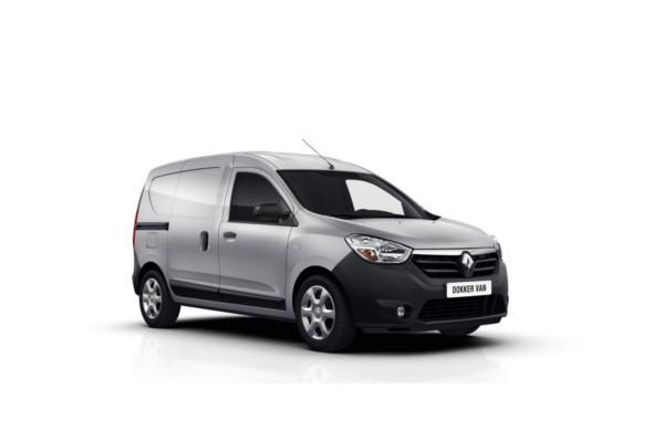 Renault Dokker 2018 M/T / DYNAMIC  New Cash or Installment
