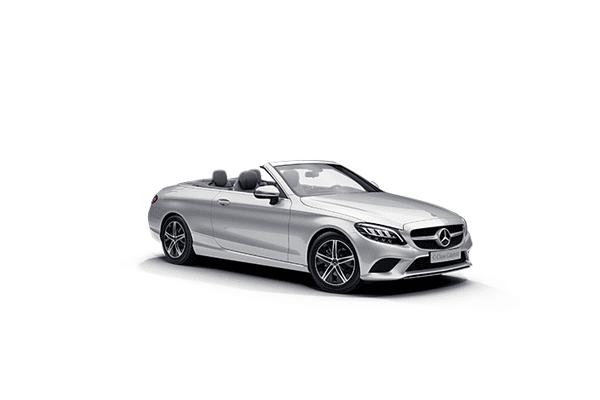 Mercedes C 180 2019 Automatic  /  Cabriolet New Cash or Installment