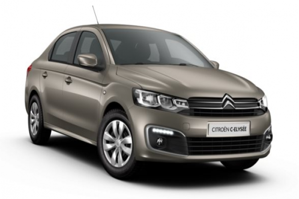 Citroën C Elysee 2019 Automatic / Exclusive New Cash or Installment