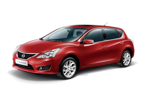 Nissan Tiida 2018 Automatic / SL Plus New Cash or Instalment
