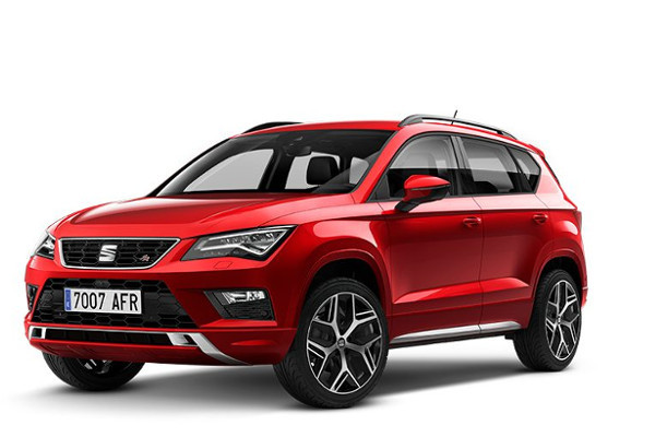 Seat Ateca 2019 Automatic / Style plus New Cash or Installment