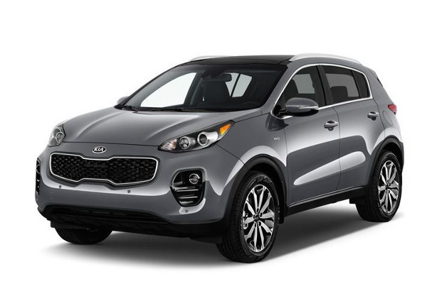 Kia Sportage 2019 Automatic / 2.4L Mid AWD New Cash or Installment