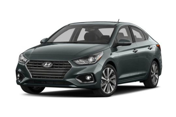 Hyundai Accent 2019 Automatic / 1.6L Base New Cash or Installment