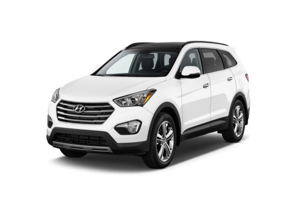 Hyundai Grand Santa Fe 2019 Automatic / AWD Top New Cash or Installment