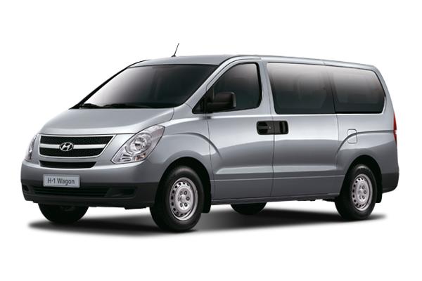 Hyundai H1 2019 Manual / 6-Seater Cargo Van New Cash or Installment